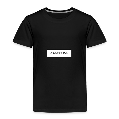 Riccardo - Kinder Premium T-Shirt