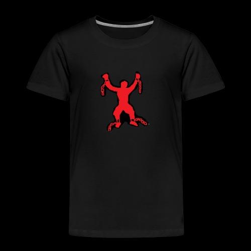 All chains are broken - Camiseta premium niño