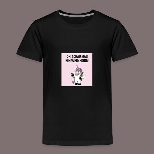 28F4E41B 0662 4C67 AA87 FFF473FDCFF1 - Kinder Premium T-Shirt
