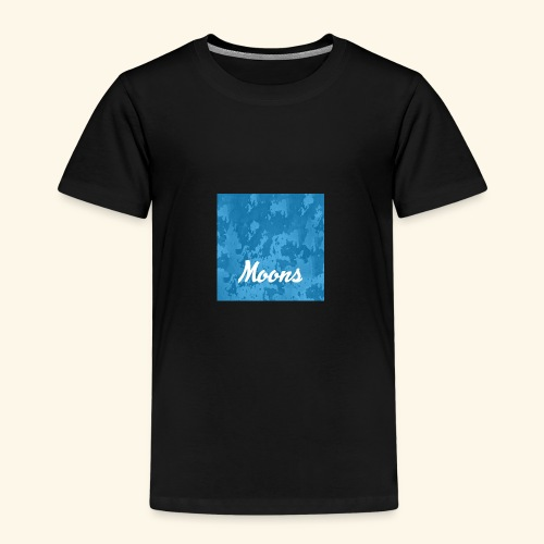 Moons rasgado - Camiseta premium niño