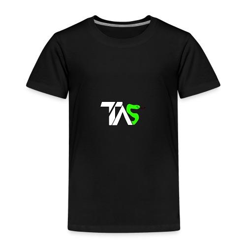 TAS loggan - Premium-T-shirt barn