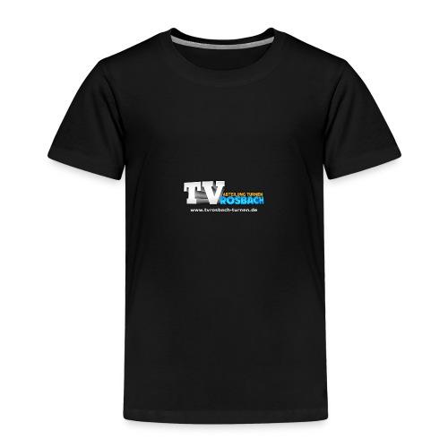 TVROSBACH Logo Vorne - Kinder Premium T-Shirt