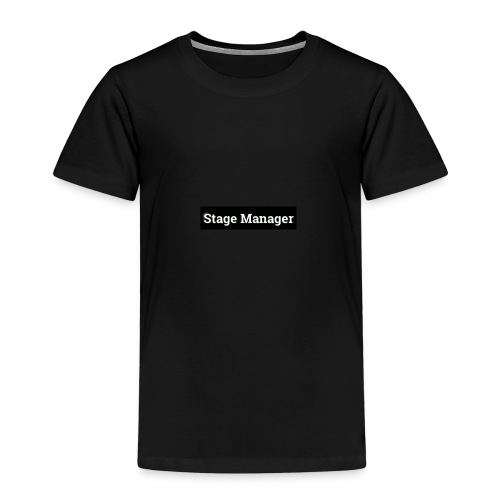 Stage Manager - Kids' Premium T-Shirt