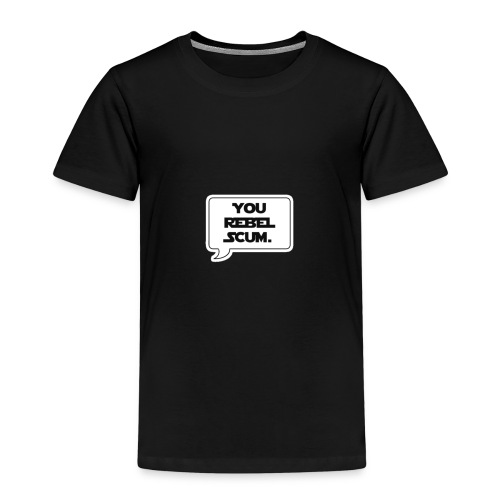 Rebel Scum - Kinderen Premium T-shirt