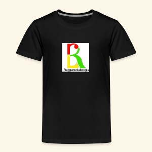 band logo coloured - Kids' Premium T-Shirt