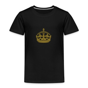 crown - Kinder Premium T-Shirt
