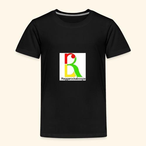 band logo coloured - Kids' Premium T-Shirt