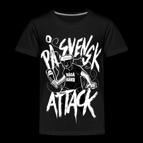 På Svenska Tack - Kids' Premium T-Shirt