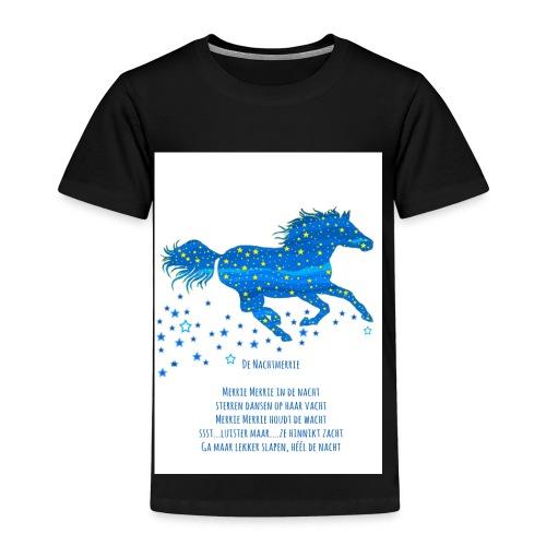 Kindershirt Nachtmerrie - Kinderen Premium T-shirt
