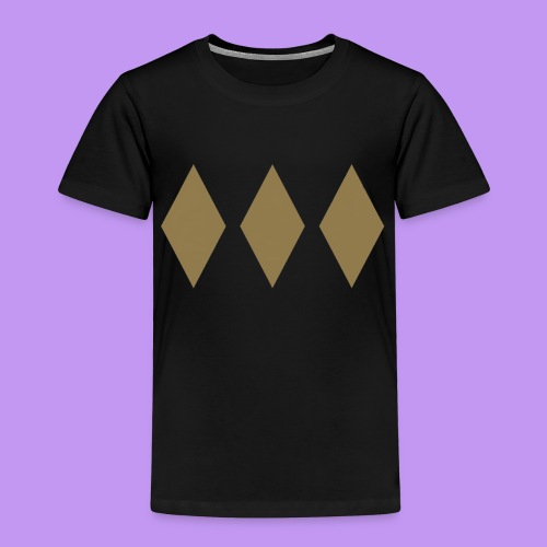 Lord Freeman 3 Lozenge Gold - Kids' Premium T-Shirt