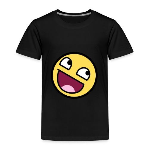 Smiley - Kinder Premium T-Shirt