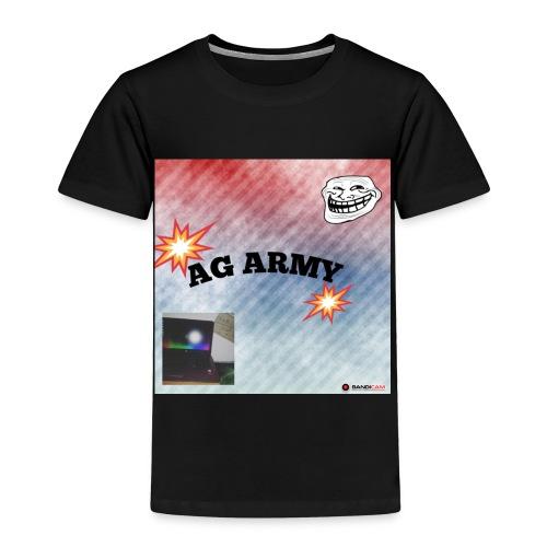 AG ARMY BG IS HERE!!!!!!!!!!!!!!! - T-shirt Premium Enfant