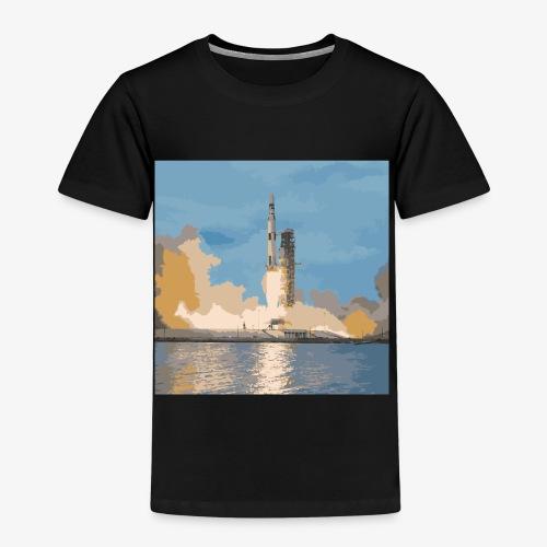 Saturn V - Rakete - Skylab - Kinder Premium T-Shirt