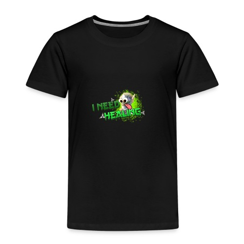 I Need Healing! - Kids' Premium T-Shirt