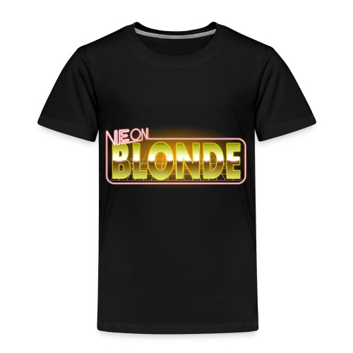 NB Logo - Kids' Premium T-Shirt