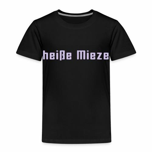 heisse Mieze frei designe bar, kein Männermodell - Kinder Premium T-Shirt