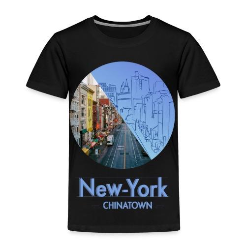 New-York Chinatown - T-shirt Premium Enfant