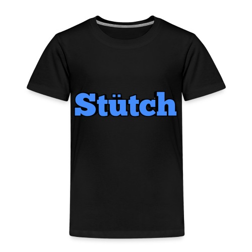 Stütch Name Design - Kinder Premium T-Shirt