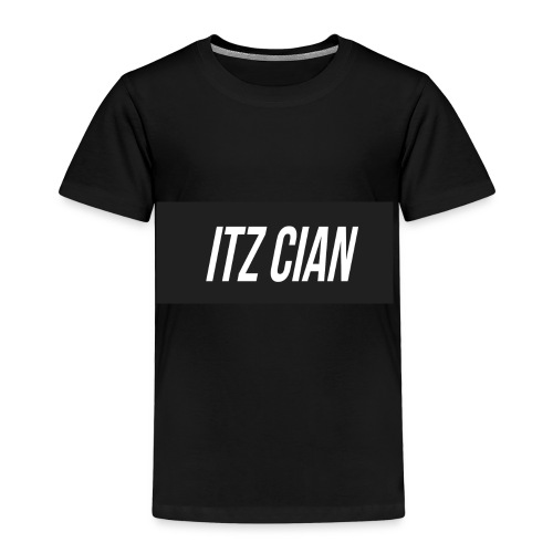 ITZ CIAN RECTANGLE - Kids' Premium T-Shirt