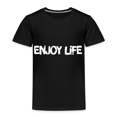 Enjoy Life Logo - Kids' Premium T-Shirt