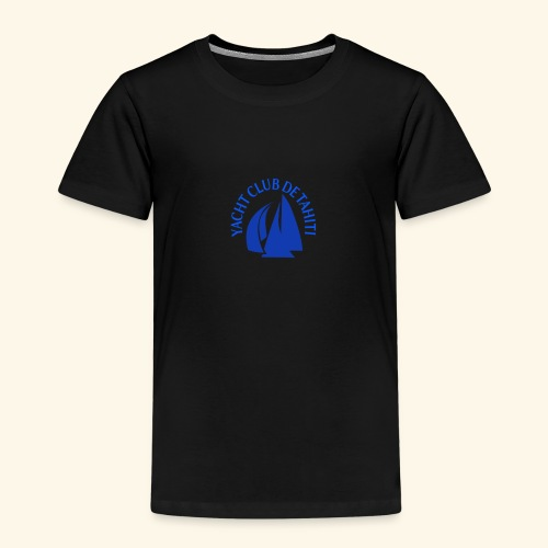 yacht club de tahiti logo - T-shirt Premium Enfant