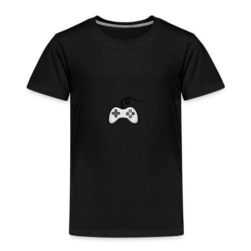 Cool gamer game controller - Kids' Premium T-Shirt