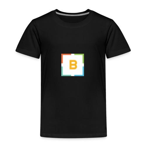 Best for Flest bare logo - Premium T-skjorte for barn