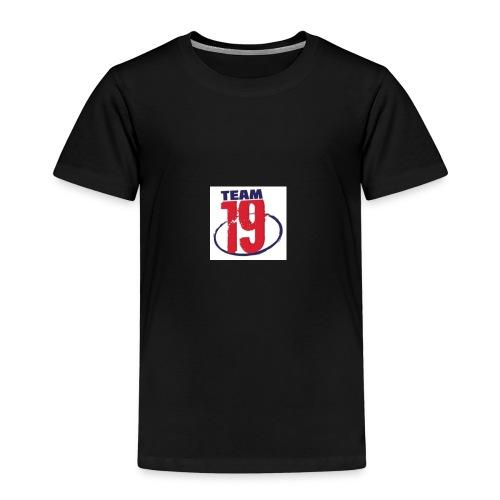 team 19 - Premium-T-shirt barn