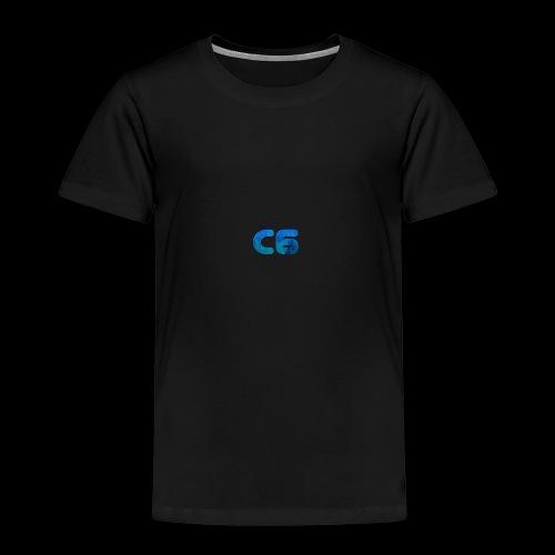 C6 Logo - Kids' Premium T-Shirt