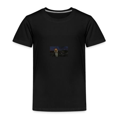 Original hurdy mask - Kids' Premium T-Shirt