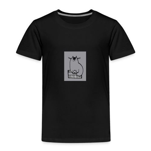 Chat-loup - T-shirt Premium Enfant