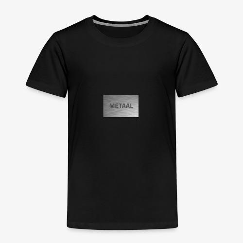 metaal - Kinderen Premium T-shirt