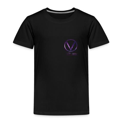 Space Logo Design - Kids' Premium T-Shirt