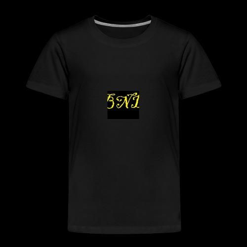 BND - Premium-T-shirt barn