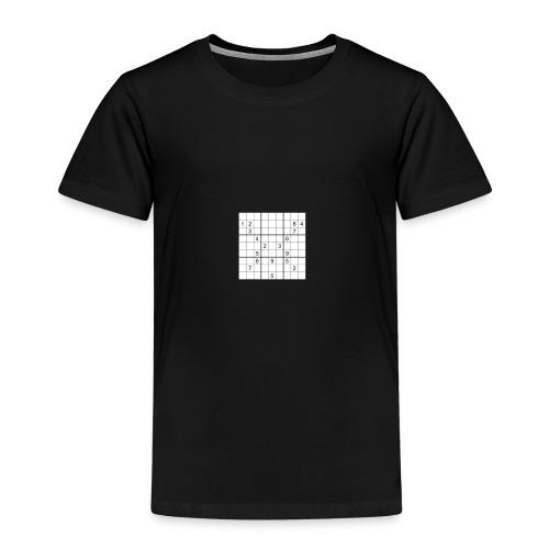 Sudoku Shirt - Kids' Premium T-Shirt