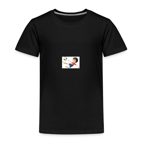 Freestyle Kid Cartoon - Kids' Premium T-Shirt