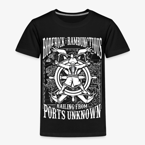 From Ports Unkown - Kids' Premium T-Shirt