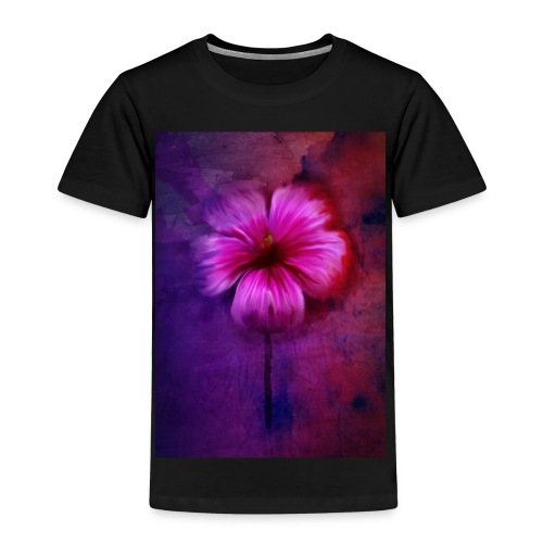 Tropical Hibiscus - Kids' Premium T-Shirt