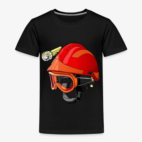 Casque F2 - T-shirt Premium Enfant