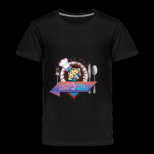Pour Les Amour fou de la Bouff - T-shirt Premium Enfant