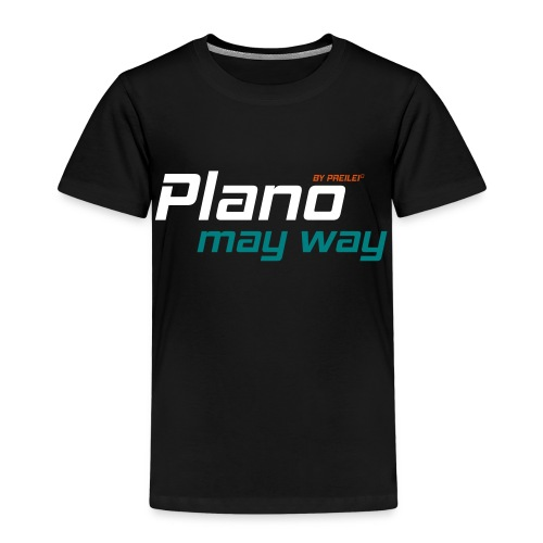 Plano Style - Kinder Premium T-Shirt