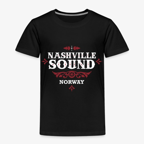 Nashville Sound - Offisiell Country Gospel Merch - Premium T-skjorte for barn