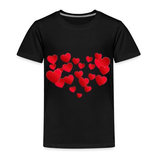 Heart T-Shirt - Kids' Premium T-Shirt
