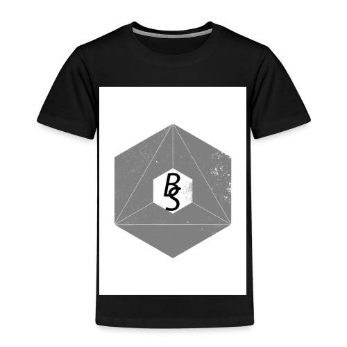 BS logo - Premium T-skjorte for barn