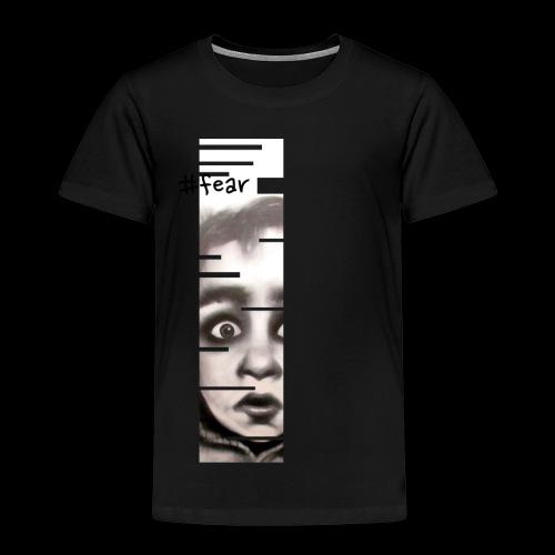 fear - Maglietta Premium per bambini