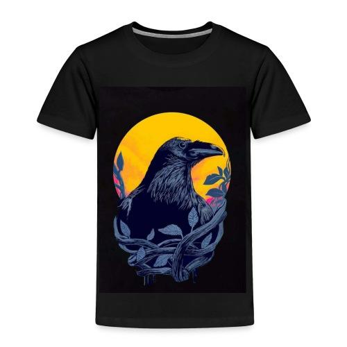 Raven - Kinder Premium T-Shirt