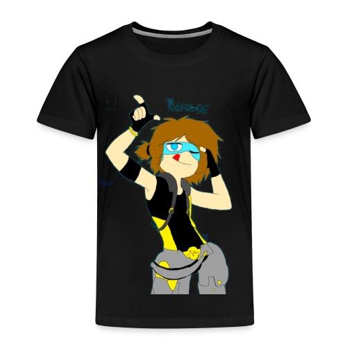 RICK-SENPAI - Kids' Premium T-Shirt