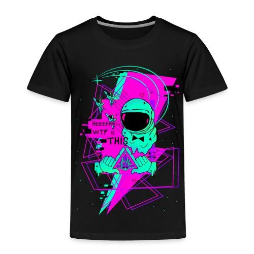 Astronauta Pop 8'0 pink storm - Camiseta premium niño