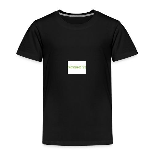 deathnumtv - Kids' Premium T-Shirt