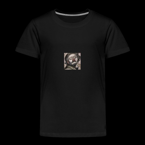SAD CL - Premium-T-shirt barn